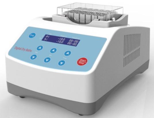 WD-2110C制冷型恒温金属浴