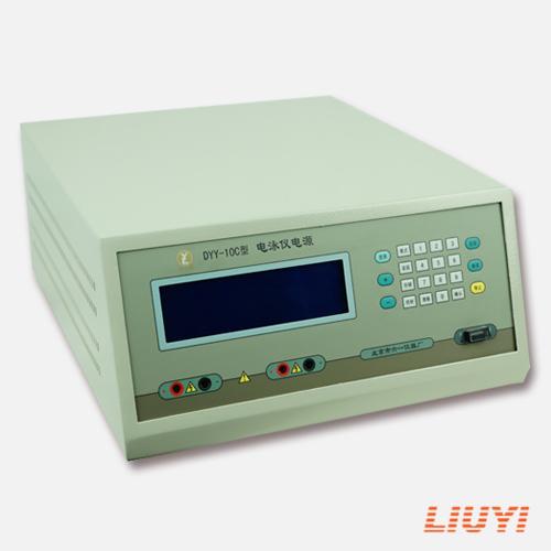 北京六一DYY-10C型电脑三恒多用电泳仪电源