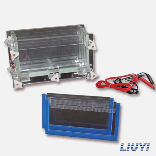 北京六一DYCZ-30C双板夹芯式垂直注塑电泳仪(槽)