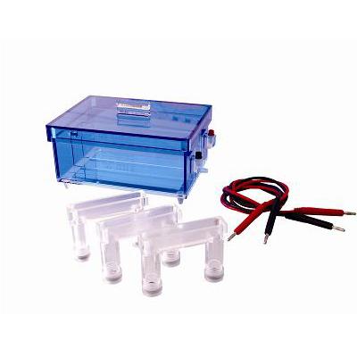 北京六一DYCP-43型蛋白质回收电泳槽